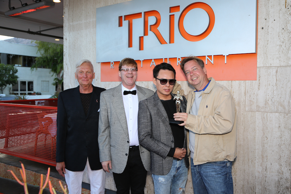 Hollywood's Biggest Night at Trio 2017